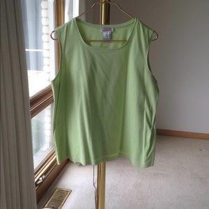 Talbots Tank Top